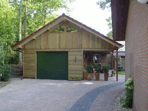 schuur garage